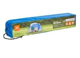 Ozark Trail 8ft X 6ft Sun Shelter UPF 50-48 Sq ft DK.BLUE ..READ - $59.40