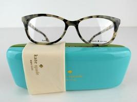 Kate Spade Kayleigh (BOA) Ivory Havana 52 x 15 140 mm Eyeglass Frames - $66.78