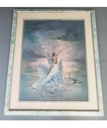 Hand Signed John Pitre - Restrictions - Lithograph Print Art American Su... - $280.49