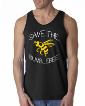 490 Save the Bumble Bee Tank Top preservation bees endangered species new - $18.99+