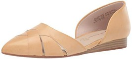 BC Footwear Women's Focal Point Ballet Flat, Natural, 8.0 Medium US - $43.94