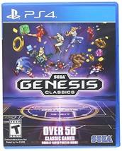SEGA Genesis Classics - PlayStation 4 [video game] - $29.20
