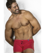 """Aussiebum Freedom Red Boxer Designed in Australia  """"X-Large"""" - $18.80"""