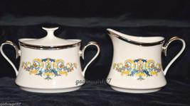 Lenox Fair Lady * Sugar Bowl & Creamer * U.S.A., Excellent!! - $59.99