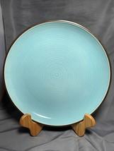 """Dansk Spin Blue & Brown 10 1/4"""" Dinner Plate - $16.78"""