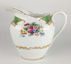 Royal Albert Albany Green Creamer - $40.00