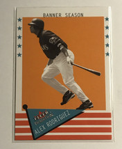 2003 Fleer Tradition Banner Season #462 Alex Rodriguez card, New York Ya... - $7.60