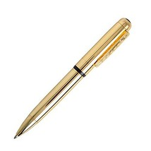 Relaxmate Journal Nice Gold Writing Pens, Black Gel Ink Fancy Ballpoint ... - $16.29