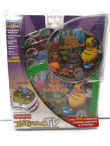 FIsher Price InteracTV DVD Based Learning System Best Buggy Adventures  - $9.49