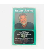 Kenny Rogers The Best Of 1993 US Cema Records Cassette Gambler Lucille Lady - $19.79