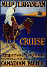 Decor Travel Poster.Wall interior design.Scotland EMPRES.Wall Art Design... - $11.30+