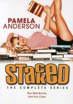 Stacked Complete Series DVD Set Collection TV Show Season Pamela Anderso... - $30.68