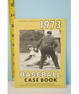 NFHS 1973 Baseball Case Book National Alliance Ed. High School College - $9.99