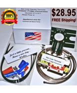 Beer Cooler Thermostat Refrigerator Freezer conversion Temperature Contr... - $28.95