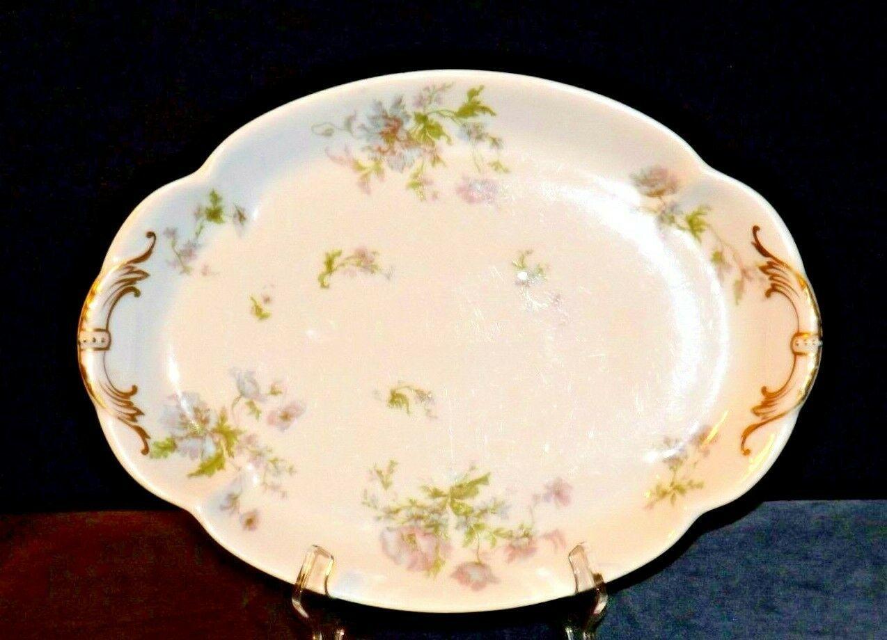 Haviland France Limoges Serving Platter AA19-1540 Vintage