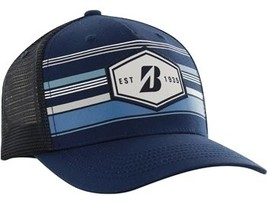 Bridgestone Route Series Golf Cap, Navy - $18.95
