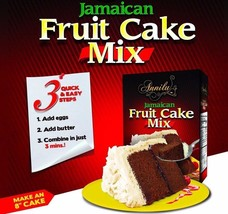 Annilu Jamaican Fruit Cake Mix  773 g ( pack of 3) - $69.99