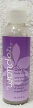 Avon Wonder Moon Orchid Body Wash Gel Bath Shine Travel Size 2 oz/60mL New Rare - $8.90