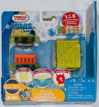 NEW Thomas & Friends Minis Kids Toy FIZZ'n GO CARGO CHARGEMENT SURPRISE - $18.00