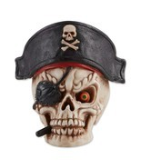 Grinning Pirate Skull - £17.71 GBP