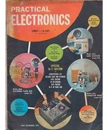 Practical Electronics copyright 1957  Fawcett pub. - $2.00