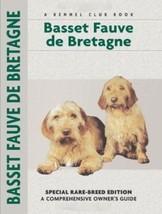 Basset Fauve de Bretagne : Evan Roberts : New Hardcover @ZB - $24.95