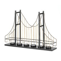 Table Centerpiece Candle Holder, Modern Decorative Candle Holders For Ta... - £39.52 GBP