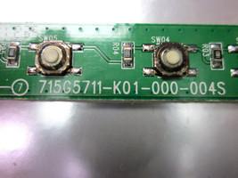 Insignia 715G5711-K01-000-004S Keypad Controller Board [See List] - $15.00