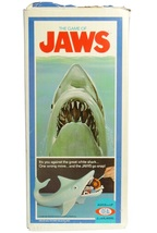 Vintage 1975 Ideal Universal Studios JAWS The Great White Shark Game w/Box - $199.99