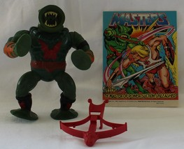 Masters of the Universe LEECH Action Figure Vintage 1984 MOTU - $18.00