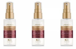 Joico K-PAK Color Therapy Luster Lock Shine Spray 1.7oz 50ml Travel Size~3 Pack - $12.14