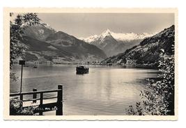 RPPC Austria Alps Salzburg Zell Am See Kitzsteinhorn Panorama 1952 COSY ... - $6.69
