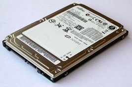 Fujitsu MHV2100AH Fujitsu 100GB 2.5 IDE 44PIN Hard Drive, Clean Pulls/Like New