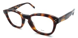 Celine Rx Eyeglasses Frames CL 41387/F 05L 50-22-145 Havana Italy Asian Fit - $178.20