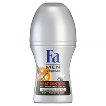 Fa Men Xtreme HEAT CONTROL roll-on deodorant anti-perspirant -Made in Germany - $5.79
