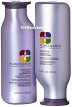 PUREOLOGY Hydrate Shampoo & Conditioner Duo 8.5oz / 250ml ***NEW*** - $49.50