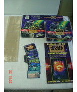 Star Wars New Zealand Confection Concepts 50 Trading Card Postacardz set... - $120.94