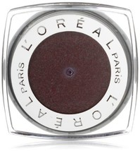 L'OREAL INFALLIBLE 24 HR EYE SHADOW #556 SMOLDERING PLUM - $22.00
