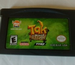 Tak and the Power of Juju Nintendo Game Boy Advance 2003 GBA GB SP Teste... - $22.51