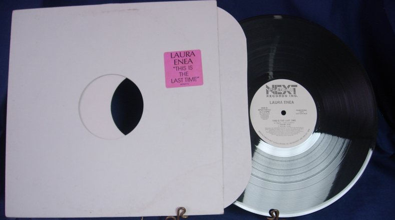 Laura Enea - This is the Last Time - Next Plateau NP50172W DJ
