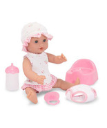 """Melissa and Doug Annie Drink and Wet Baby Doll 12"""" 4880 - $20.99"""