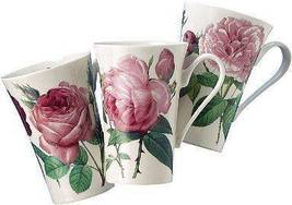 Roy KIRKHAM VERSSILLES Rose CONICAL Fine Bone China 1 Mug  MADE IN ENGLA... - $24.90