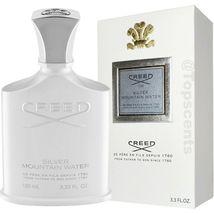 Creed Silver Mountain Water Cologne 3.3 Oz Eau De Parfum Spray image 5