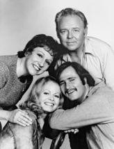 All In The Family Carroll O'Connor TKK Vintage 11X14 BW TV Memorabilia P... - $12.95