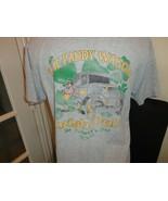 Vtg 2007 Gray Paddy Wagon Irish Pub Gray 90-10 Hanes T-shirt Adult L St ... - $24.70