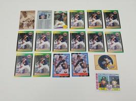 Nolan Ryan Baseball Cards Lot of 18 1988 Donruss 1989 Donruss 1984 Topps 1985 - $15.47