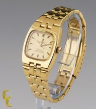 Vintage Omega Automatic Constellation Chronometer Solid 18k Yellow Gold ... - $7,276.50