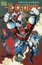 Excalibur: Air Apparent GN NM 1991 Marvel Comic Book - $2.53