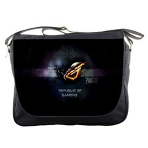 Messenger Bag ROG Logo Republic Of Gamers Asus For Game Popular Fire Design Ani - $30.00