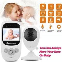 Dekugaa Baby Monitor 2.4GHz Wireless Video Digital Baby Camera with 1000ft - $67.29